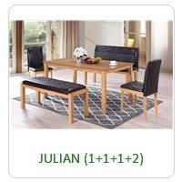 JULIAN (1+1+1+2)